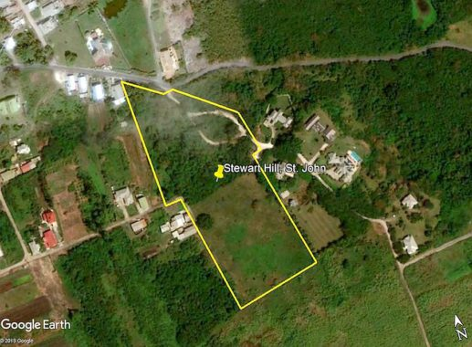 Aerial View – Stewart Hill (2)